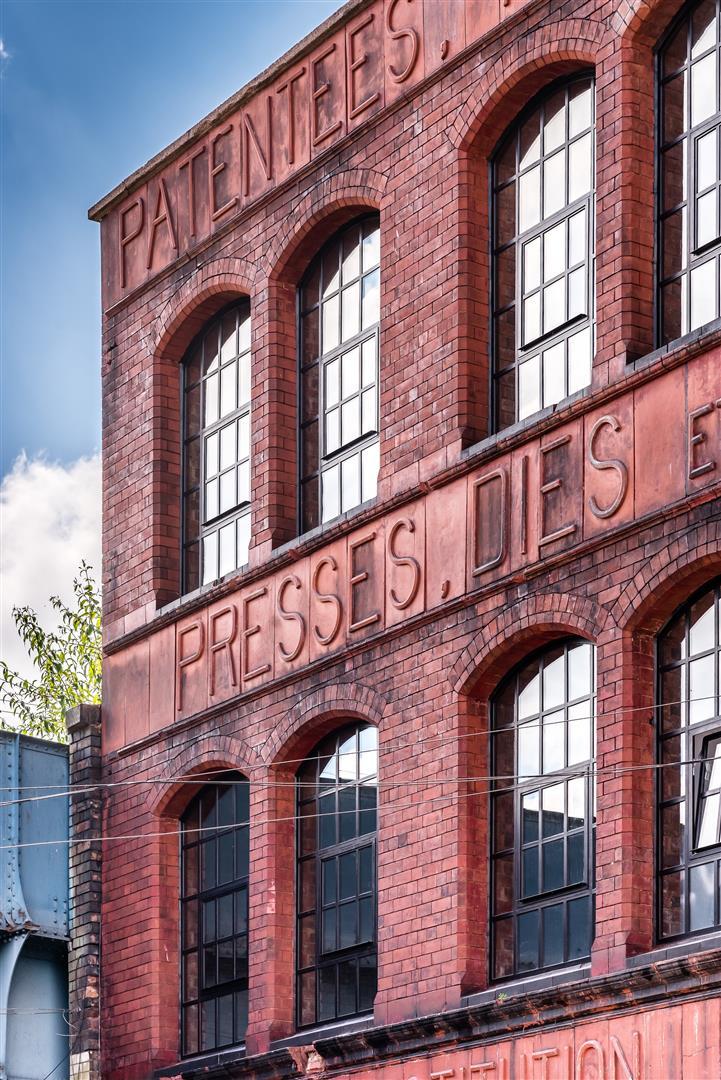 View 3 Derwent Works, Henrietta Street